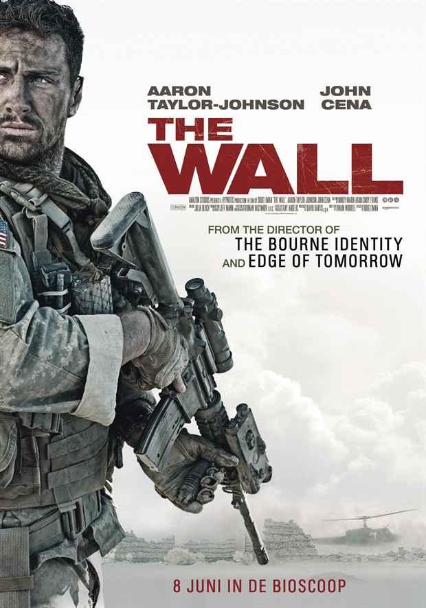 دانلود فیلم The Wall 2017