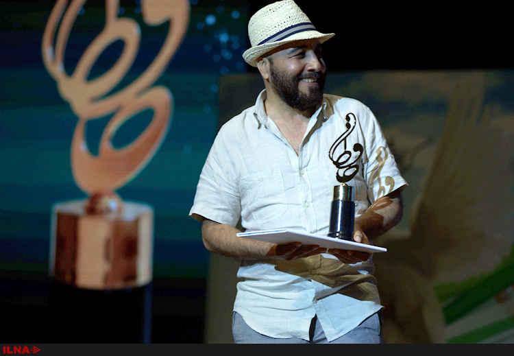 عکس های بازیگران در جشن سینمایی حافظ 96