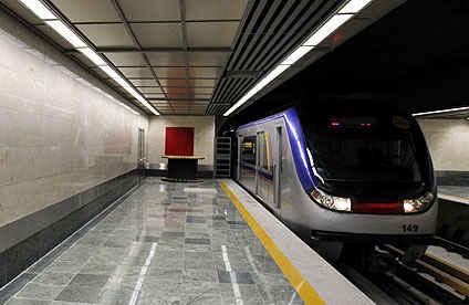 6401228 343 - دانلود نقشه جدید مترو تهران سال 96