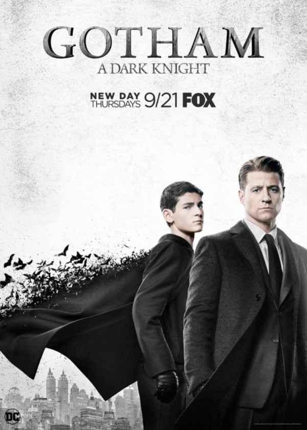 دانلود فصل چهارم سریال Gotham