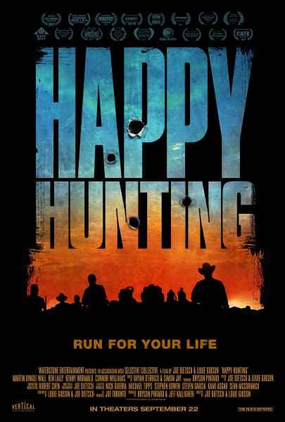 دانلود فیلم Happy Hunting 2017