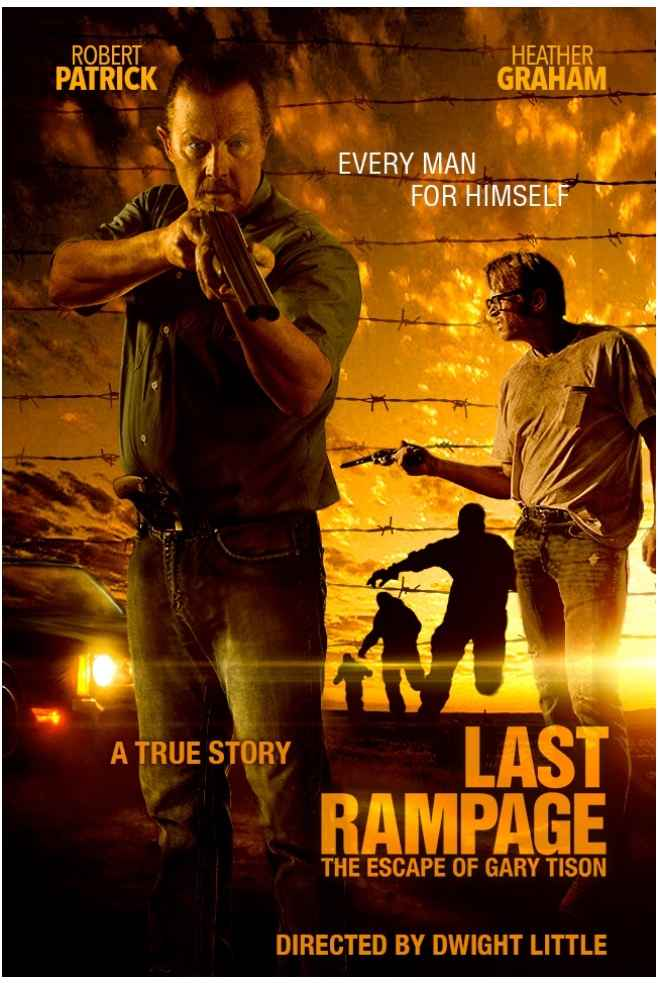 دانلود فیلم Last Rampage 2017