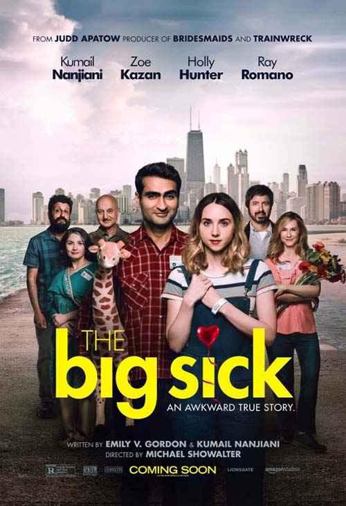 دانلود فیلم The Big Sick 2017