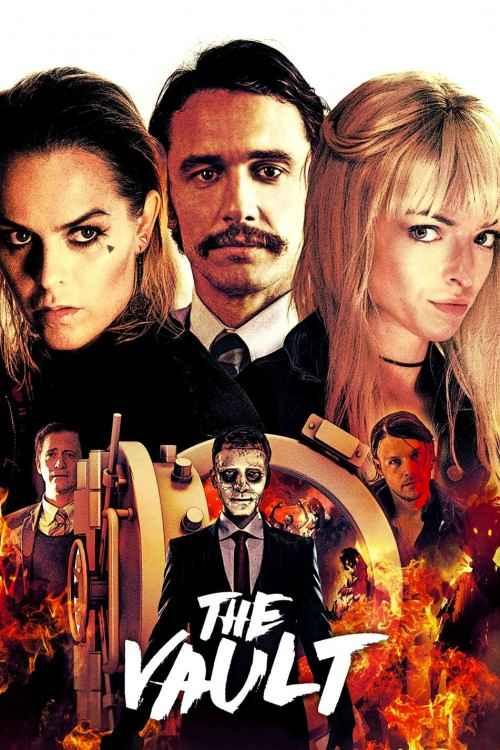 دانلود فیلم The Vault 2017