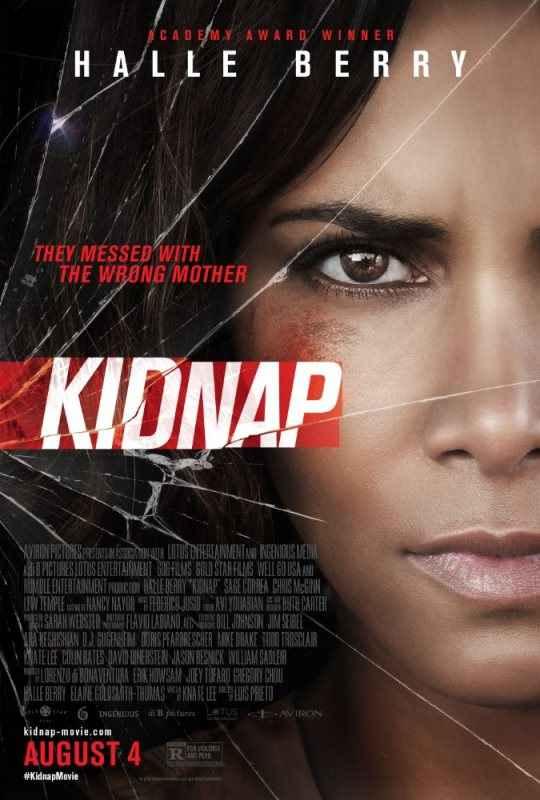 دانلود فیلم گروگانگیر Kidnap 2017