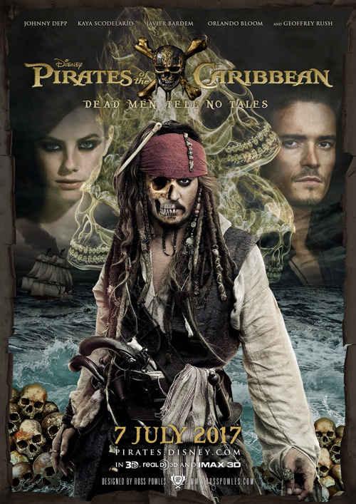 دانلود فیلم Pirates Of The Caribbean 5 2017