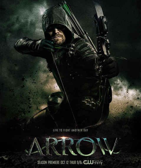 دانلود سریال Arrow فصل ششم