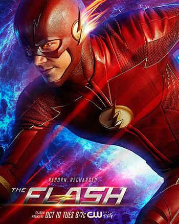 دانلود فصل چهارم سریال The Flash