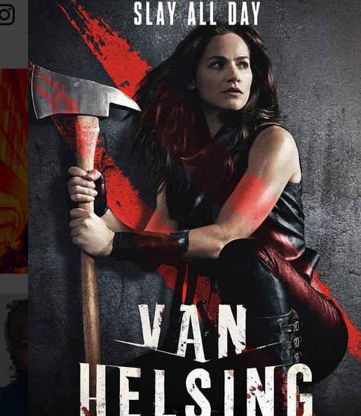 دانلود فصل دوم سریال Van Helsing
