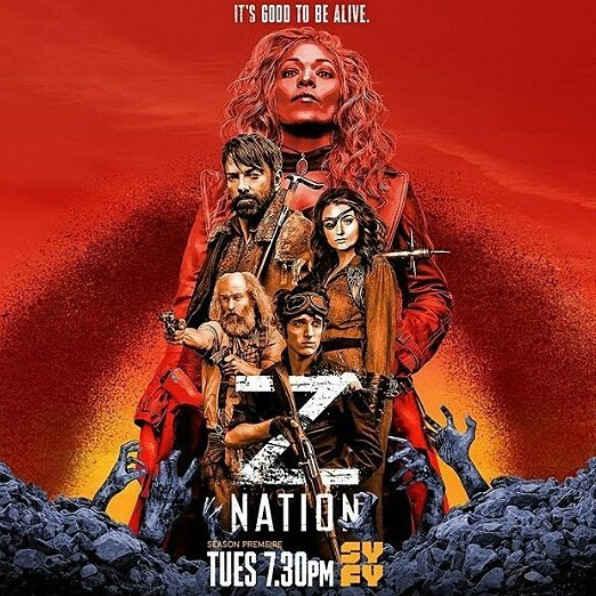 دانلود سریال Z Nation فصل چهارم