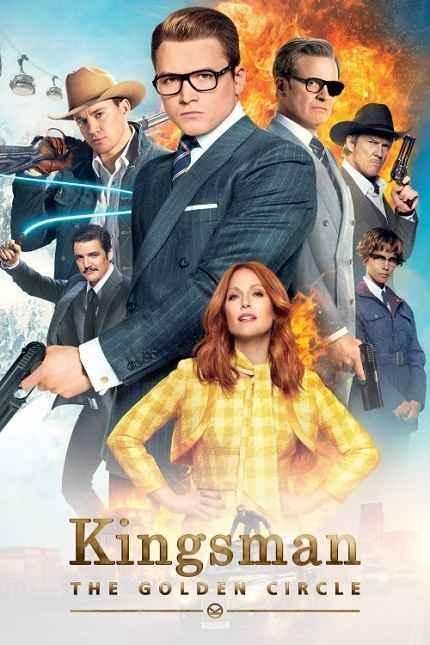 دانلود فیلم Kingsman The Golden Circle 2017