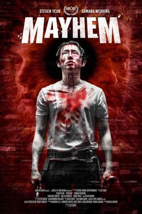 دانلود فیلم Mayhem 2017