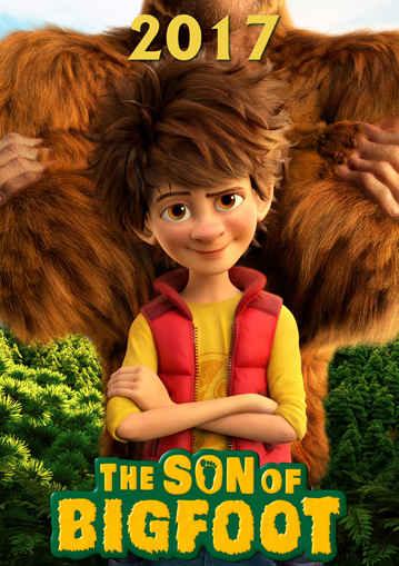 دانلود انیمیشن The Son Of Bigfoot 2017
