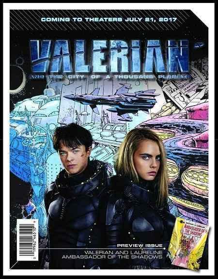 دانلود فیلم Valerian 2017