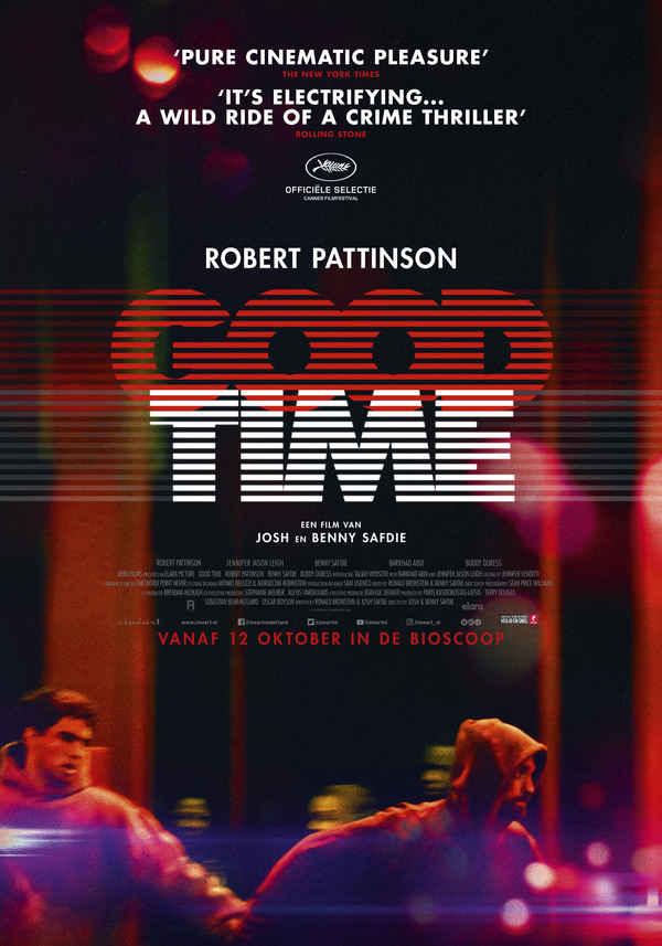 دانلود فیلم Good Time 2017