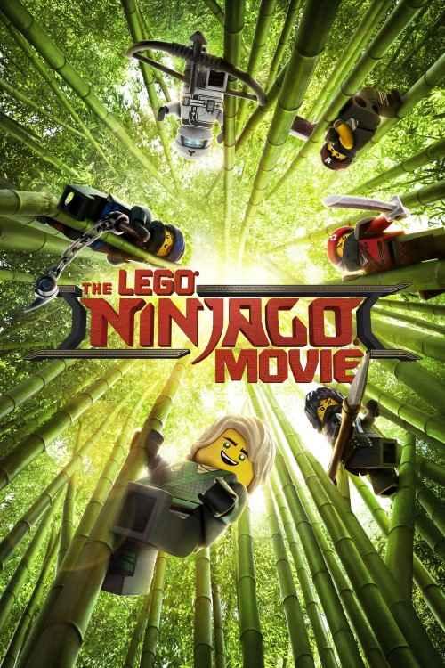 دانلود انیمیشن The LEGO Ninjago Movie 2017