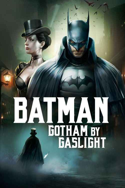 دانلود انیمیشن Batman Gotham By Gaslight 2018