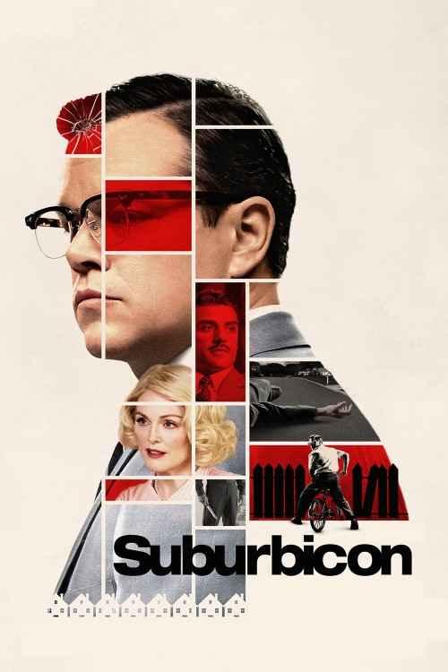 دانلود فیلم Suburbicon 2017