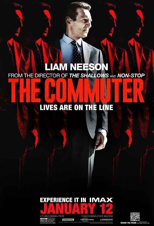 دانلود فیلم جدید The Commuter 2018