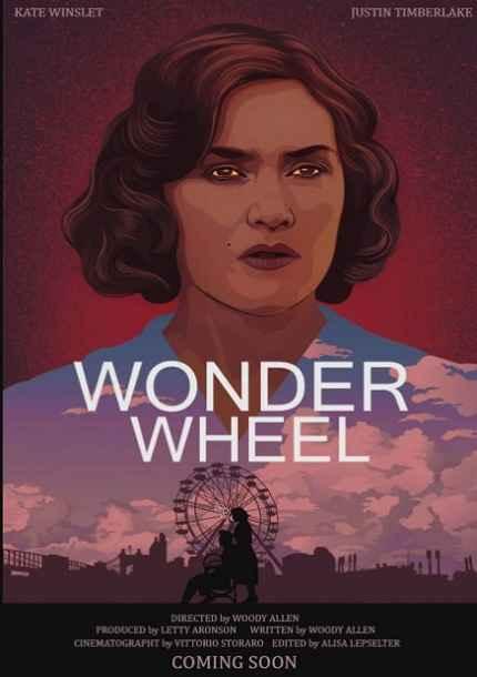 دانلود فیلم Wonder Wheel 2017