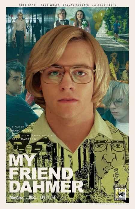 دانلود فیلم My Friend Dahmer 2017