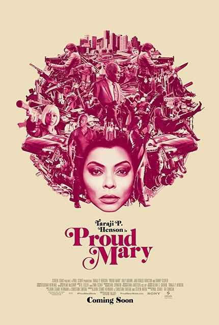 دانلود فیلم Proud Mary 2018