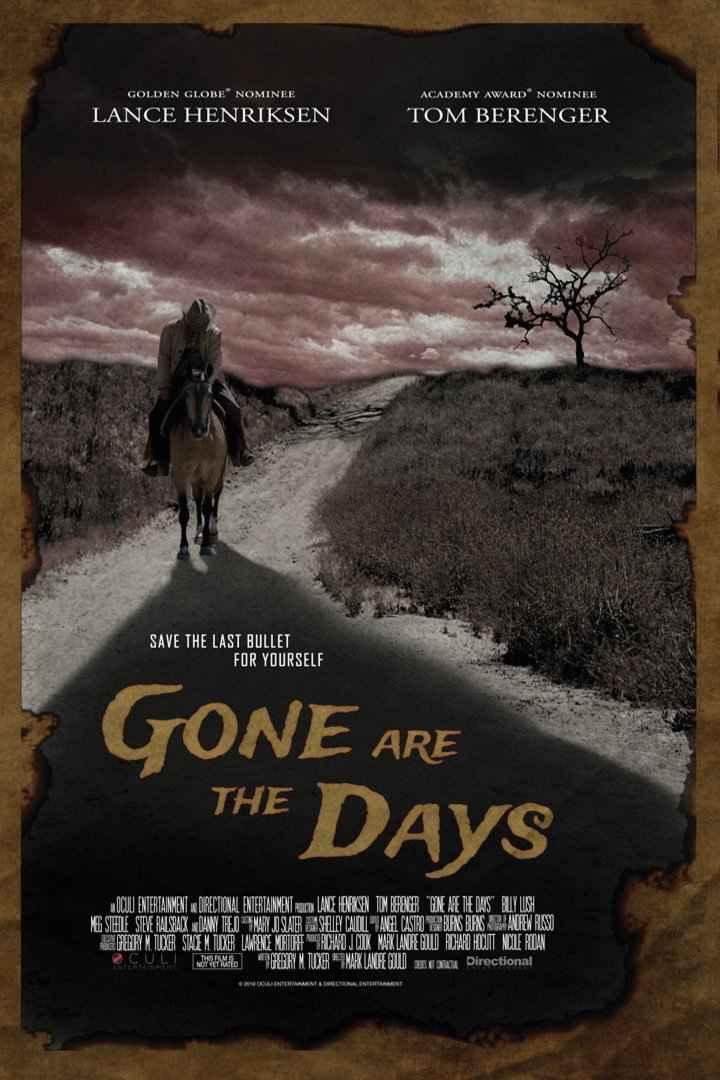 دانلود فیلم Gone Are the Days 2018