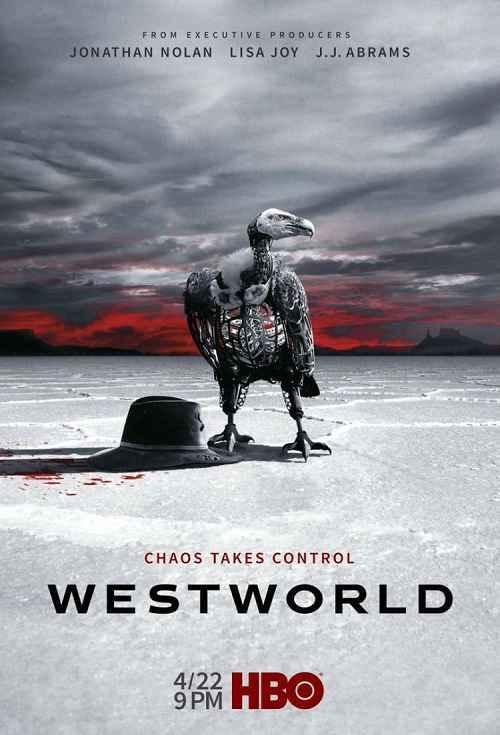 دانلود سریال Westworld فصل دوم