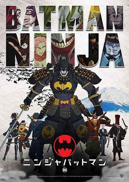 دانلود انیمیشن Batman Ninja 2018