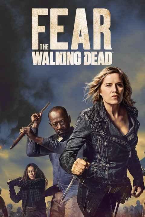دانلود فصل چهارم سریال Fear the Walking Dead
