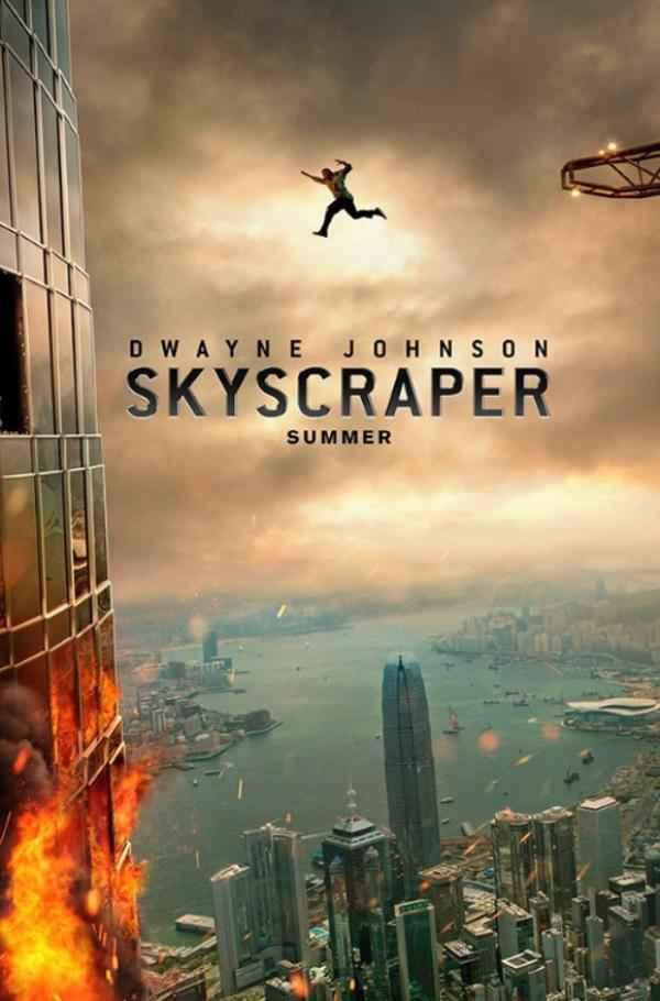 Skyscraper 2018 - دانلود فیلم Skyscraper 2018