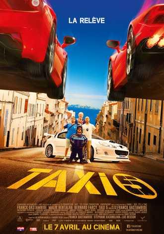 دانلود فیلم Taxi 5 2018