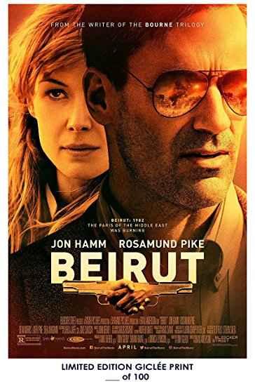 دانلود فیلم Beirut 2018