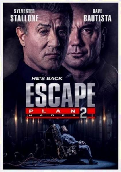 دانلود فیلم Escape Plan 2 2018