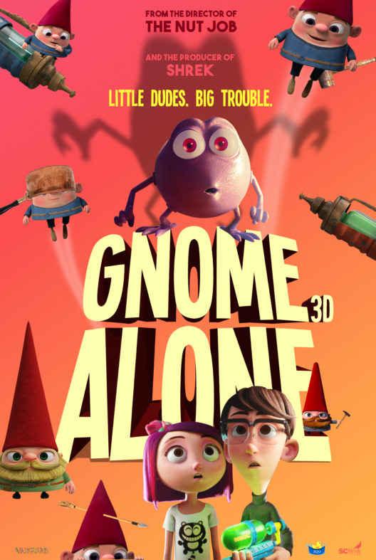 دانلود انیمیشن Gnome Alone 2017