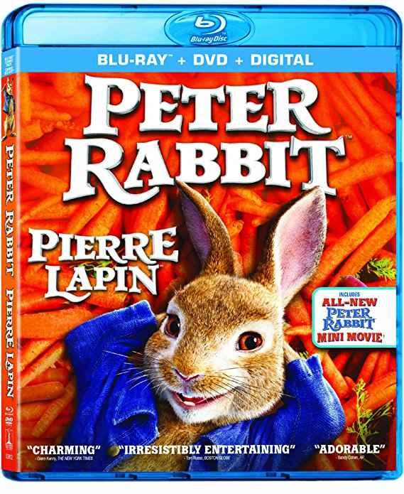 دانلود انیمیشن Peter Rabbit 2018