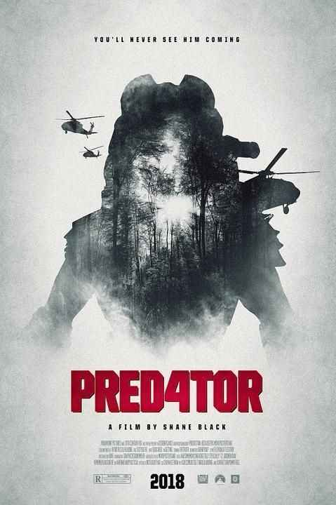 دانلود فیلم The Predator 2018