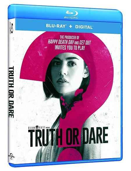 دانلود فیلم Truth Or Dare 2018