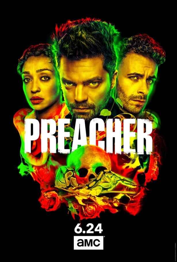 دانلود فصل سوم سریال Preacher
