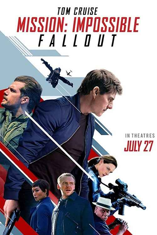 Mission Impossible Fallout 2018 - دانلود فیلم Mission Impossible Fallout 2018