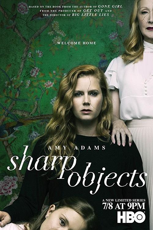 دانلود سریال Sharp Objects
