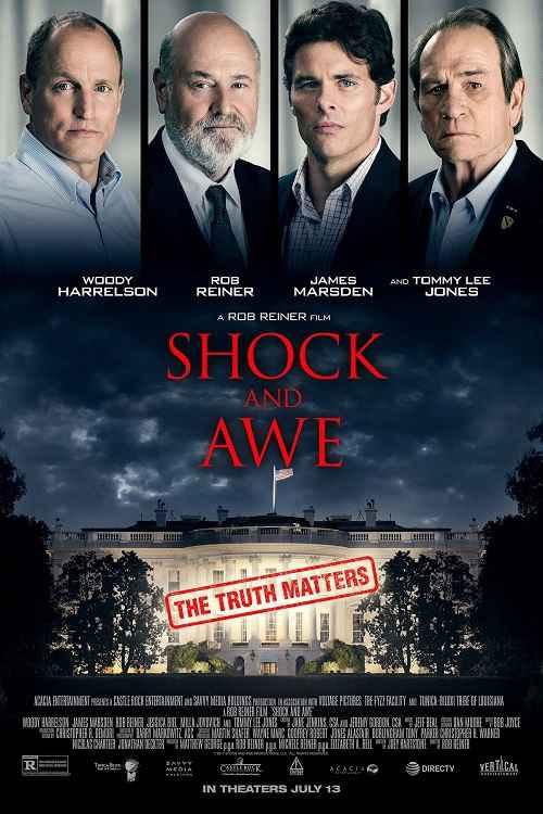 دانلود فیلم Shock And Awe 2017