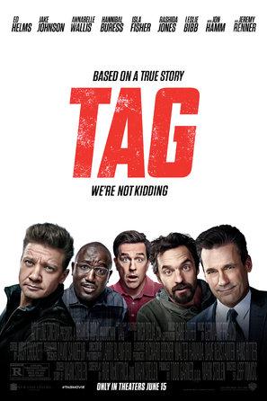دانلود فیلم Tag 2018